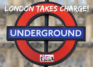 It's LONDON Baby!